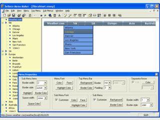 Gutes Tool zum erstellen von DHTML Menüe für Ihre Webseiten.