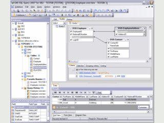 SQL Abfragen für DB2 Datenbanken konstruieren