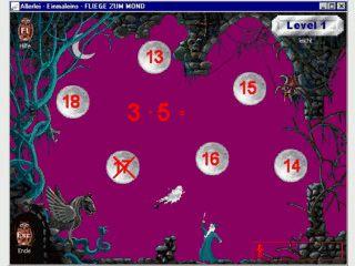 Lernspass für Schulanfänger. Multiplikation von 1x1 bis 9x9.