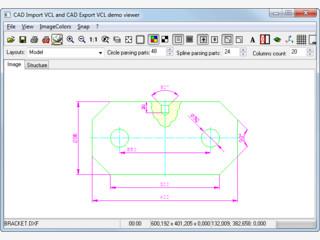 Importwerkzeuge für CAD-Dateien in Borland Delphi/Builder
