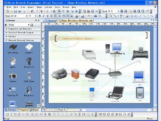 Software zur Anfertigung von professionellen Diagrammen, Mindmaps usw.