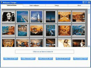 Automatischer Wechsel des Desktop-Wallpaper.