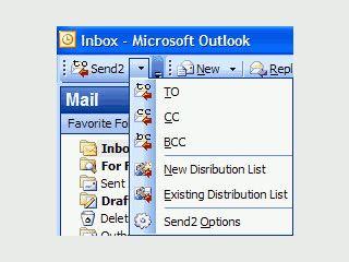 Erstellt Email-Verteiler mit den Adressen aus eingegangenen Emails.