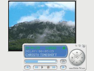 Software zum Empfang von analogen Fernsehprogrammen.