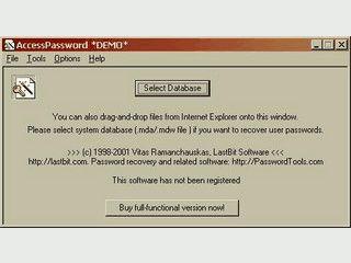 Recover Tool für Access Datenbanken und andere MS Office Anwendungen