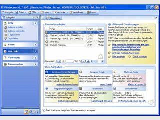 Software für die Verwaltung und Abrechnung bei der Regalvermietung.