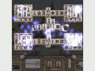 Aerial MahJong ist ein klassisches Mahjong Puzzle mit 5 verschiedenen Gamesets