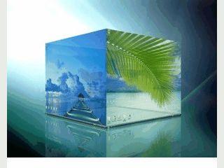 Virtuelle Desktops mit ansprechenden, modernen 3D Effekten.
