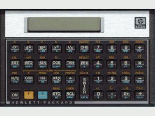 Eine einfache Nachbildung des legendären HP 15C Rechners auf dem Desktop