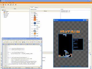 Entwicklungsumgebung für Mobiltelefone sowie Portierung von C und C++