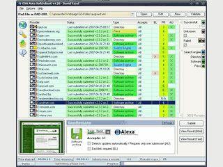 Automatische Anmeldung Ihrer Software in Softwarearchive.