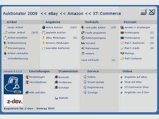 Vollständige Abwicklung beim Handel via eBay, Amazon und eigenem Webshop