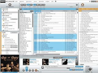Umfangreiche Software rund um Musik auf dem Computer.