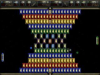 BreakOut Clone für 1 bis 2 Spieler mit vielen Actionelementen.