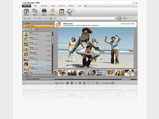Software zur Betrachtung, Verwaltung und Vorführung von Bildern und Videos.