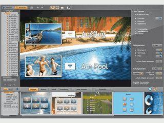 Software zum Erstellen von Video-CDs und DVDs aus beliebigen Videodateien.