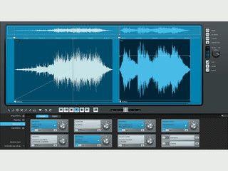 Optimaler Sound für Musik, Sprache und jedes andere Audiomaterial