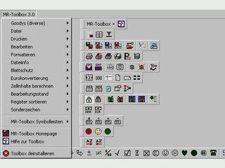 Makrosammlung für Excel 97, 2000 und XP