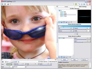 AKVIS LightShop erlaubt es, erstaunliche Lichteffekte zu erstellen
