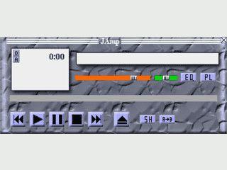 Plattformunabhängiger und portabler Audio Player.