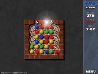 Interessant gemachtes Denkspiel mit Puzzle Charackter.