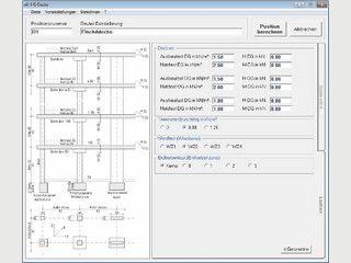 Berechung verschiedener Aufgaben rund um Statik und Bauteileoptimierung.