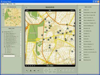 Reiseinformationen für über 90 europäische Städte.