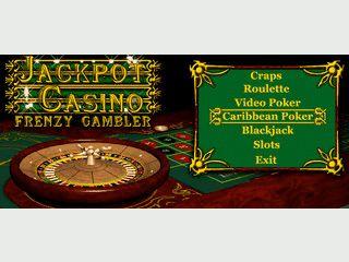 Slots, Blackjack, Poker, Craps und Roulette für Nokia E90