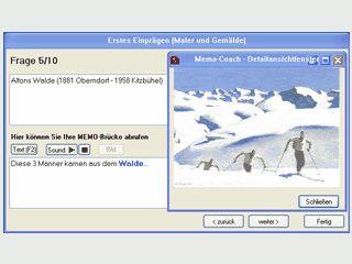 Software mit der Sie Fragenkataloge für verschiedene Gebiete erstellen können.