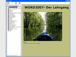 Einfache Einsteigerinformationen zu MS Word.