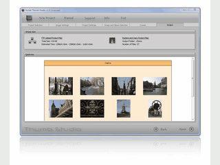 Software zur Erstellung von Fotogalerien, Webalben und Diashows