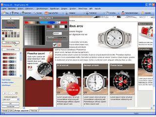 Erweiterbare Software für OnlineShops.