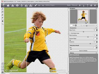 Ein Tool zur einfachen Auswahl/Markierung von Objekten auf Bildern.