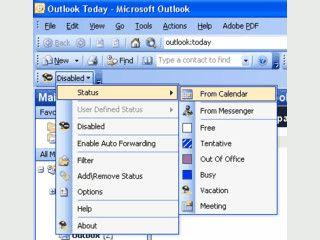 Automatische Beantwortung von Emails in MS Outlook und Windows Mail.
