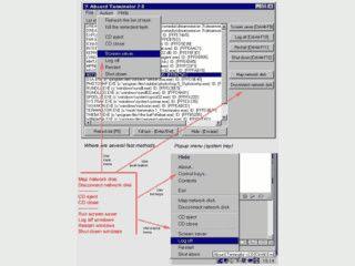 Werkzeug zum Beenden und Neu Starten von Windows sowie Schnellstart im SysTray