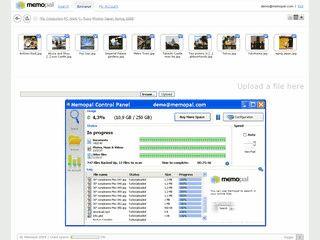 Onlinebackup und Filesharing-Dienst.