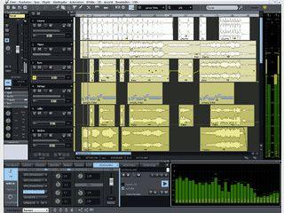 Komplettlösung für die professionelle Musikproduktionen.