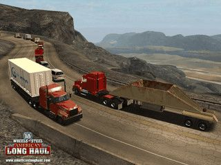 Four Great Truck Driving Sims in one bundle!
