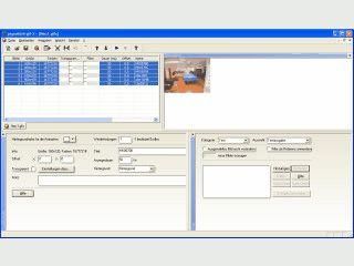 Software zur Erstellung von GIF-Animationen und Videos.