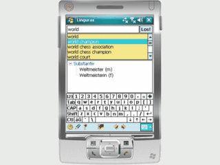 Englisch - Deutsch - Englisch Wörterbuch mit über 487.000 Einträgen.