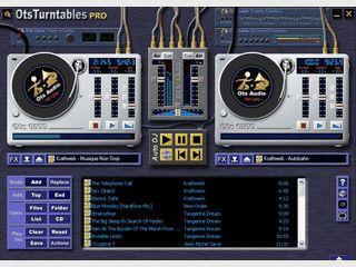 Automatisch oder manuell Audio-Dateien über zwei Player abspielen.
