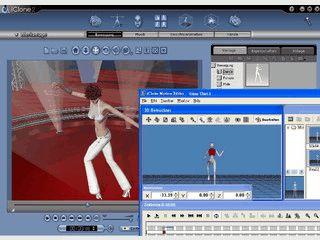Software zur Erstellung von 3D Filmen.