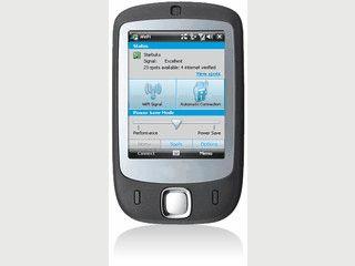 Software um Pocket PC PDAs mit W-LANs zu verbinden.