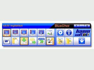 Tool zum Erstellen von Screenshots.