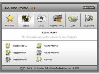 Brennprogramm um jede Art von CD/DVDs und Blue-rays zu brennen.