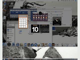 Zugriff auf den Mac-Desktop und alle Anwendungen vom Windows Desktop.