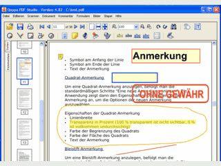 PDF-Dokumente bearbeiten, scannen, Inhalte extrahieren und vieles mehr.