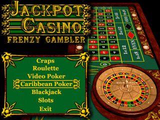 Ein virtuelles Casinospiel mit Blackjack, Poker, Craps, Slots und Roulette