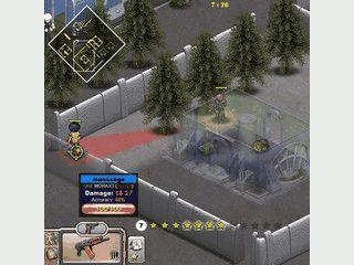 Taktisches Online-Multiplayer Spiel.
