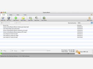 Brennsoftware für CD, DVD und BlueRay